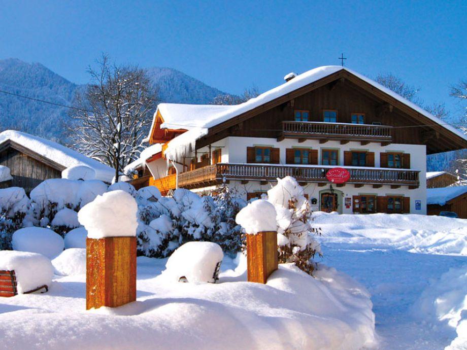 Der Streidlhof - ein Wintertraum!