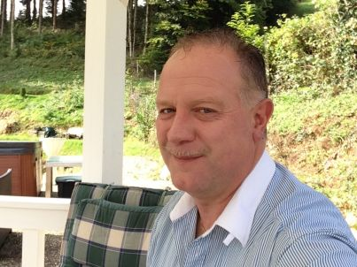 Ihr Gastgeber Reinhold Schnaiter
