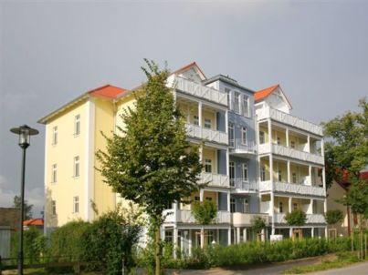 """im Appartementhaus """"Villa Josephine"""""""