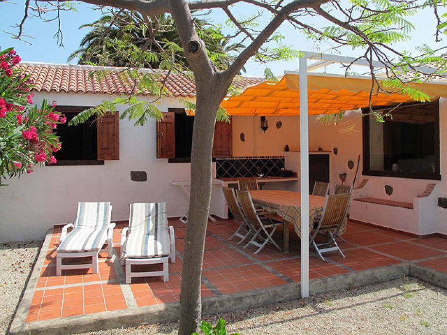 Terrasse Landhaus Lucy 2