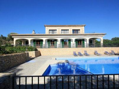 Neuwertige Villa Sa Pleta mit Pool | 44201