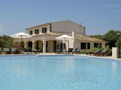 Neuwertige Villa Son Perxa mit Pool | 44204