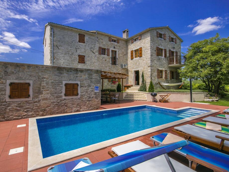 Außenaufnahme Villa Angela e Giovanni