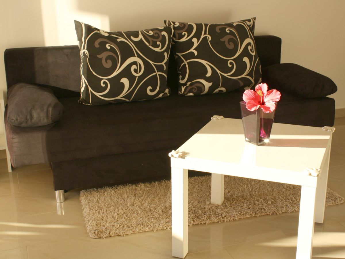 Holiday apartment iris 2 1 kvarner bay north adriatic for Sofa bed for xmas