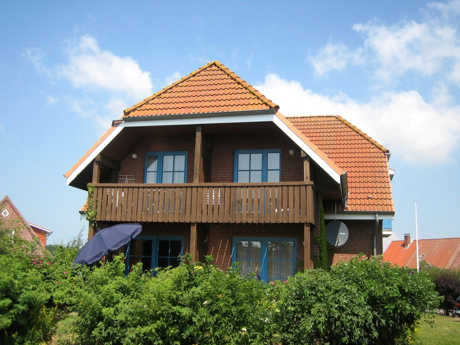 Ferienwohnung Schmid mit Terrasse
