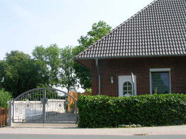 Ferienhaus Tossens