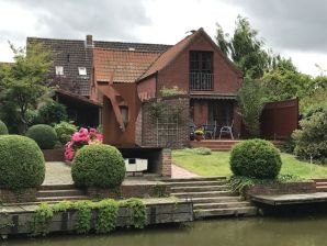 Holiday house at the old sluiceway