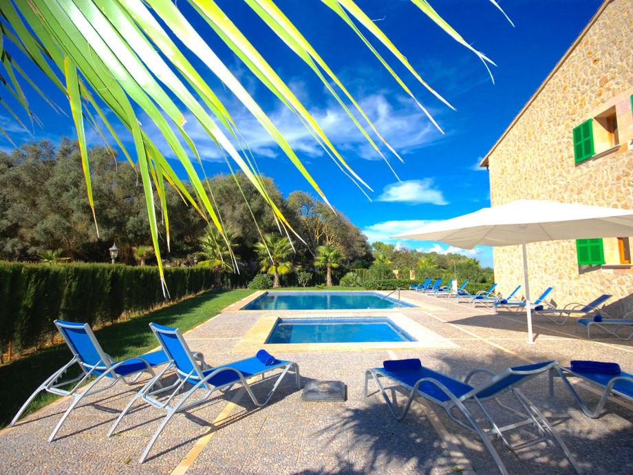 Außenaufnahme Traumhafte Villa El Palmeral | 44206
