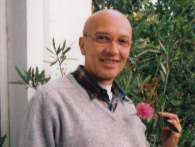 Your host Michael Müthe