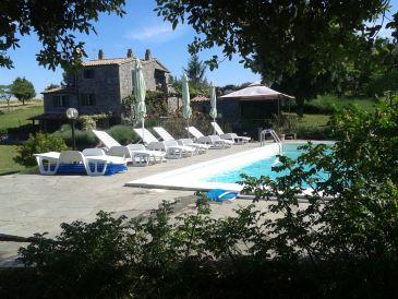 Ferienwohnung La Cantinaccia, Casa Verde