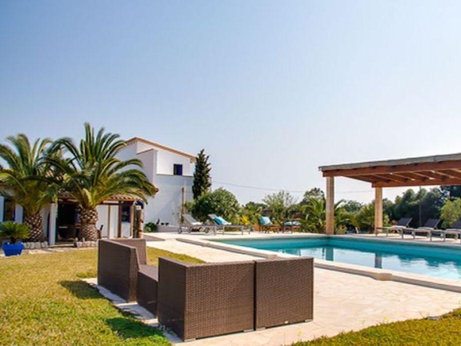 Attraktive Finca mit Pool nahe Cala Millor