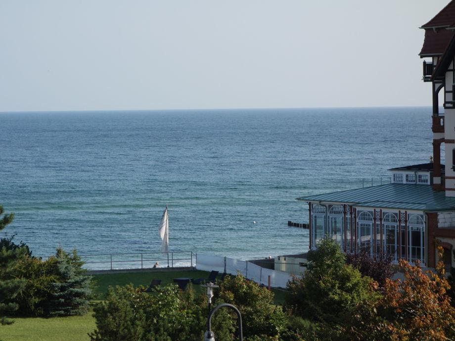 Ihr Ausblick vom Balkon / Sommer