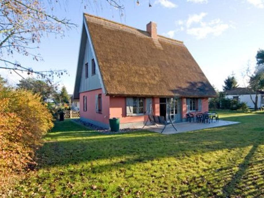 Reetdach-Ferienhaus in Kamminke