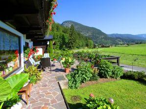 Ferienwohnung Bergurlaub im Haus Vera Lofer Salzburger Land