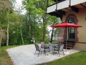 Ferienwohnung 3 in der Villa Grenzschlösschen