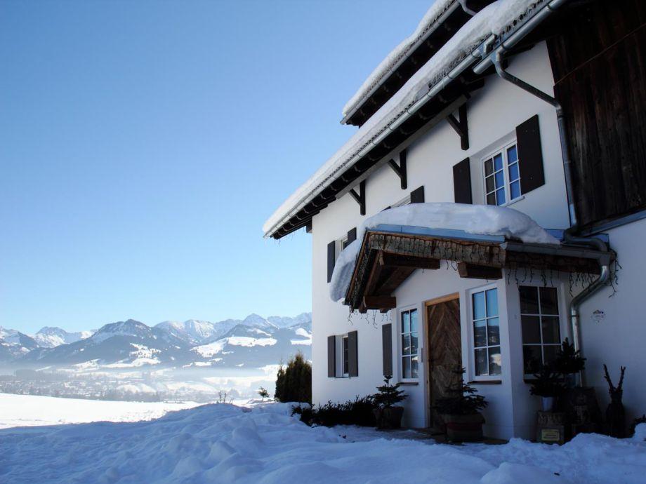 Winter Berge