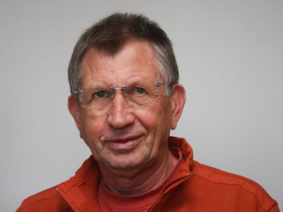 Ihr Gastgeber Hans-Erwin Hermann