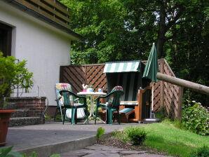 Ferienwohnung Gartentraum auf dem Kiebitzhof