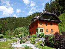 Ferienwohnung Bachstrudel Heike Baumhaker