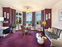 Ferienwohnung Bellevue in der Villa Glückspilz