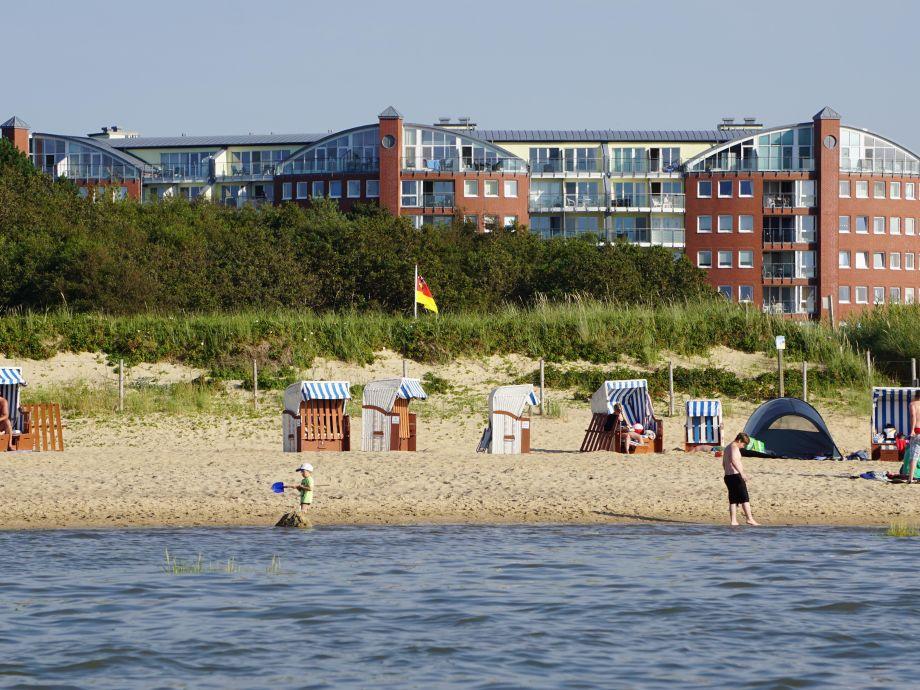 Strandhaus Nordseebrandung