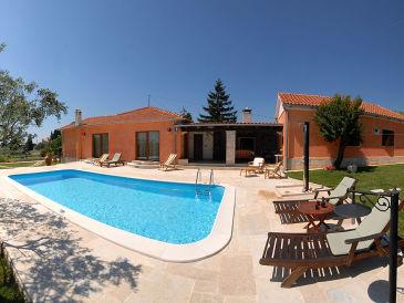 Villa Meerblick vom Pool