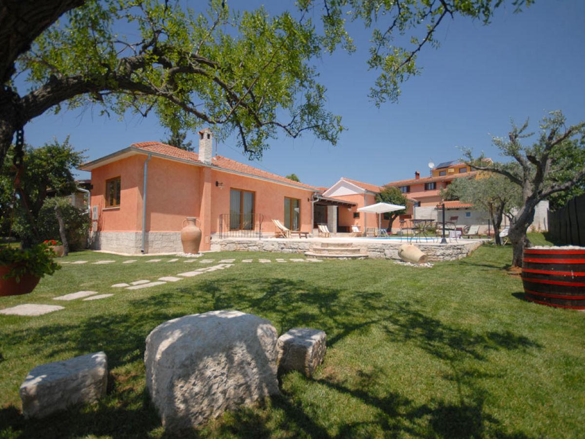 Villa Meerblick vom Pool, Fažana, Istrien - Firma Obrt za turizam ...