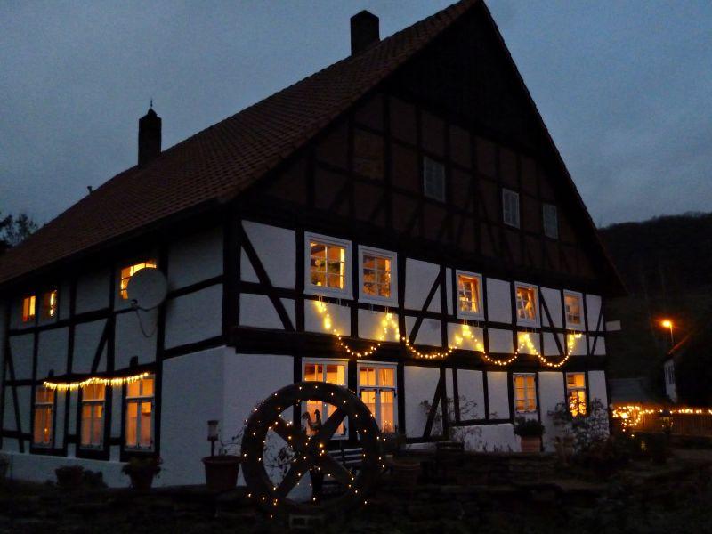 Holiday apartment Bauernhaus am Spüligbach