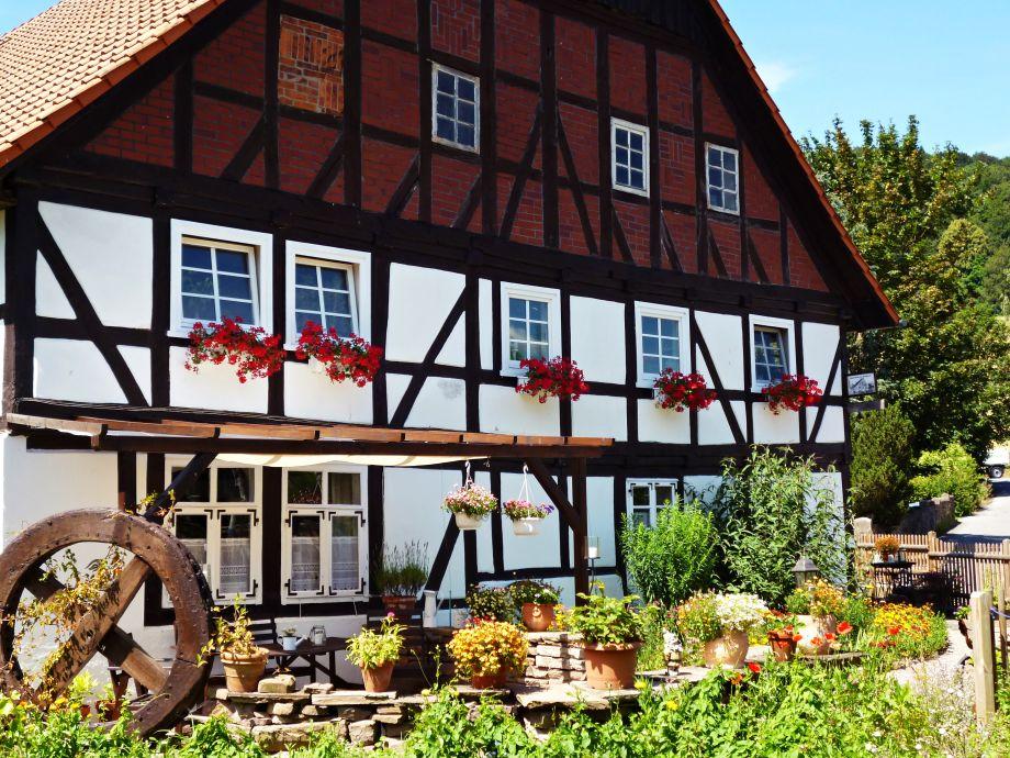 Bauernhaus am Spüligbach