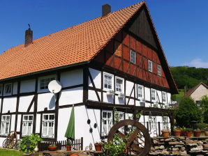 Holiday apartment Bauernhaus am Spüligbach