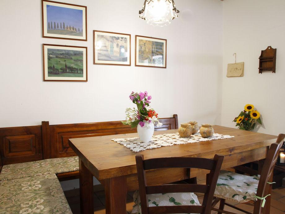 Wohnküche Il Mandorlo