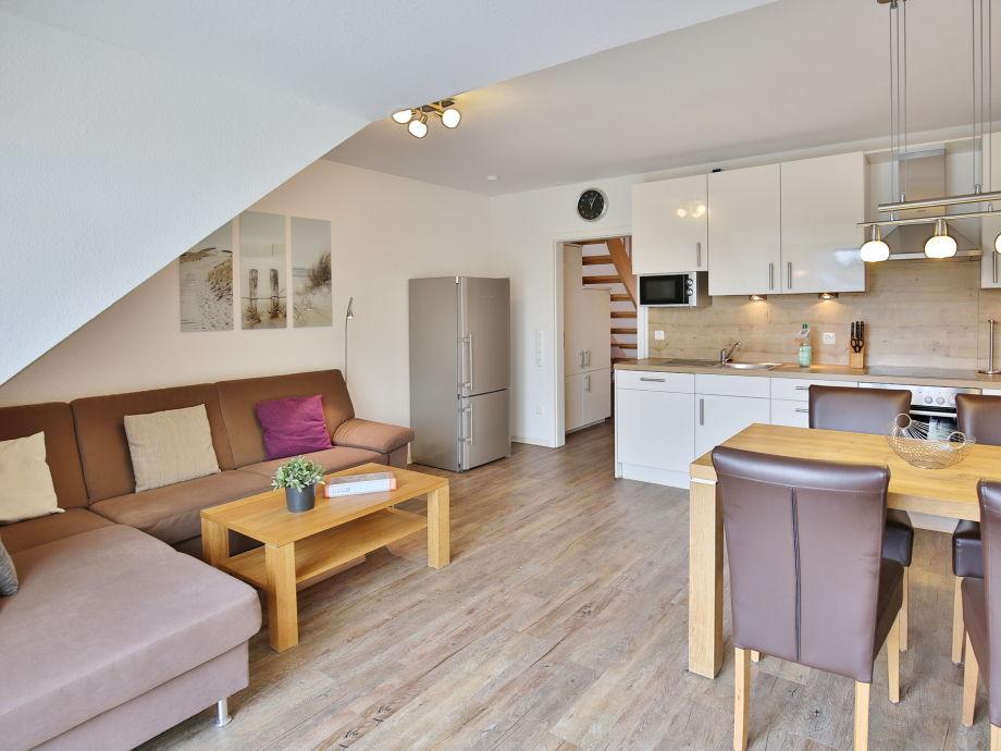 Wohnung 7 im Haus Das gelbe vom Grooten Steen in Cuxhaven Duhnen