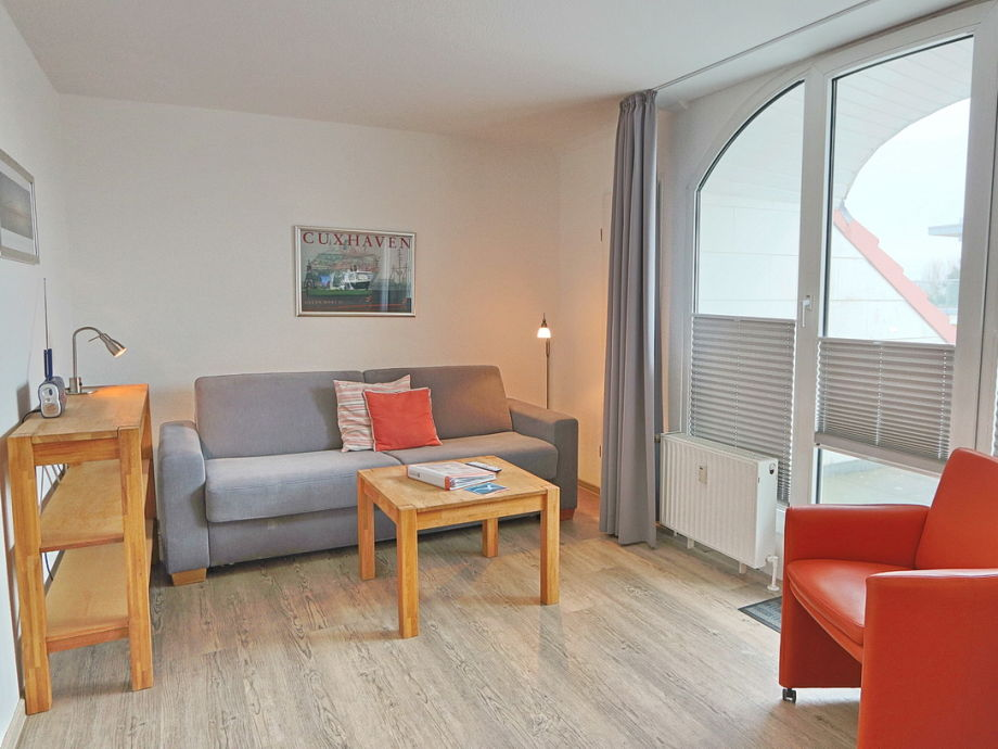 Ferienapartment Hohe-Worth 405 in Cuxhaven Duhnen