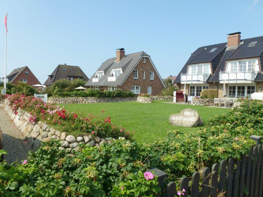Landhaus Heidegrund Sylt