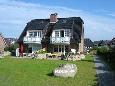 Landhaus Heidegrund, Ferienwohnung 3