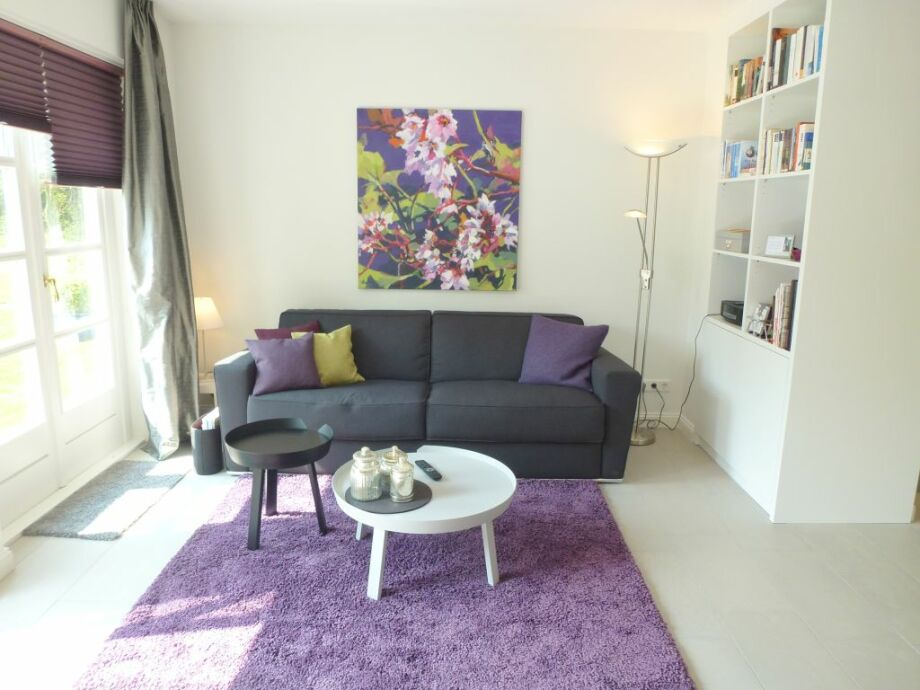 Moderner Wohnbereich mit liebenswerten Extras.