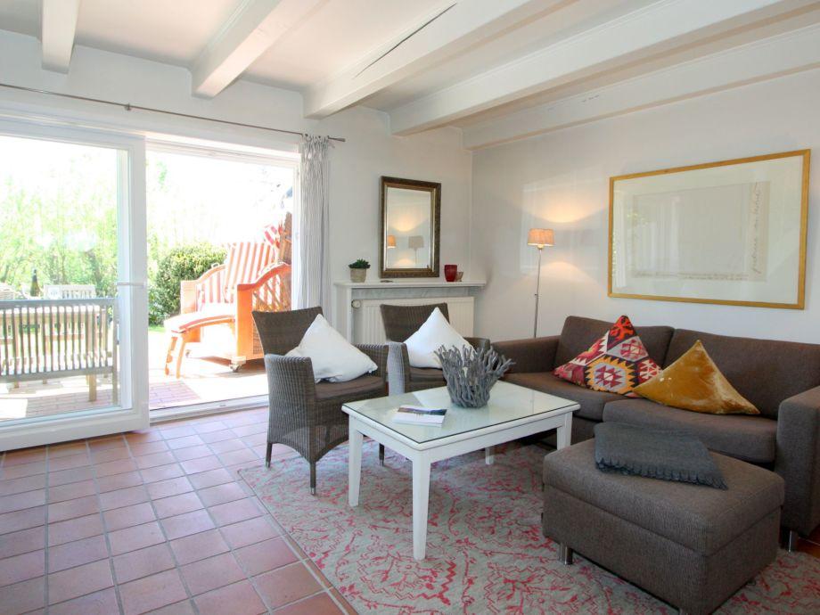 Ausstattung Haus Sylt für Vier, Apartment 8