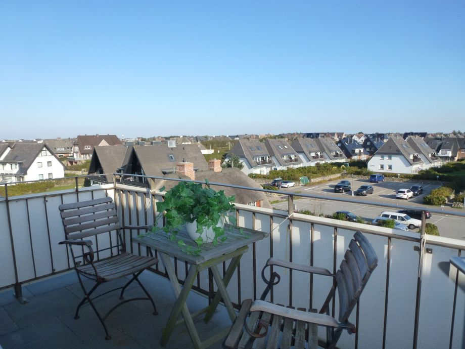 Außenaufnahme Meerblick Pur - Penthouse Apartment