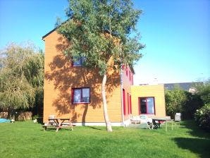 Ferienhaus Eveno Maison Bois