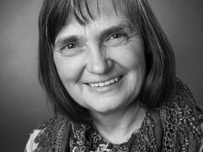 Your host Gisela Janssen