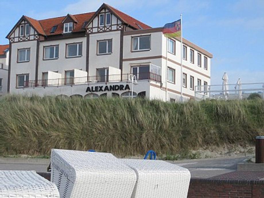 Außenansicht Haus Alexandra