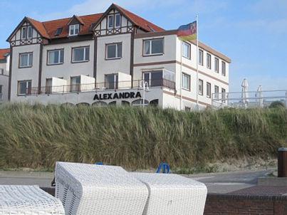 """""""07-Abendwind"""" im Haus Alexander"""