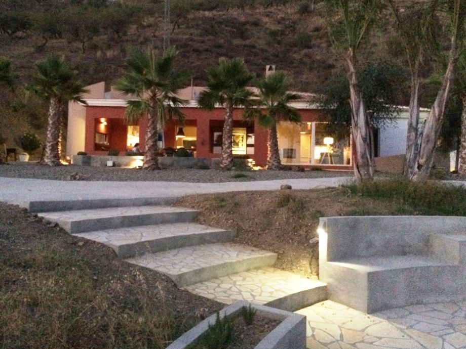 Willkommen im Landhaus Las Palmeras