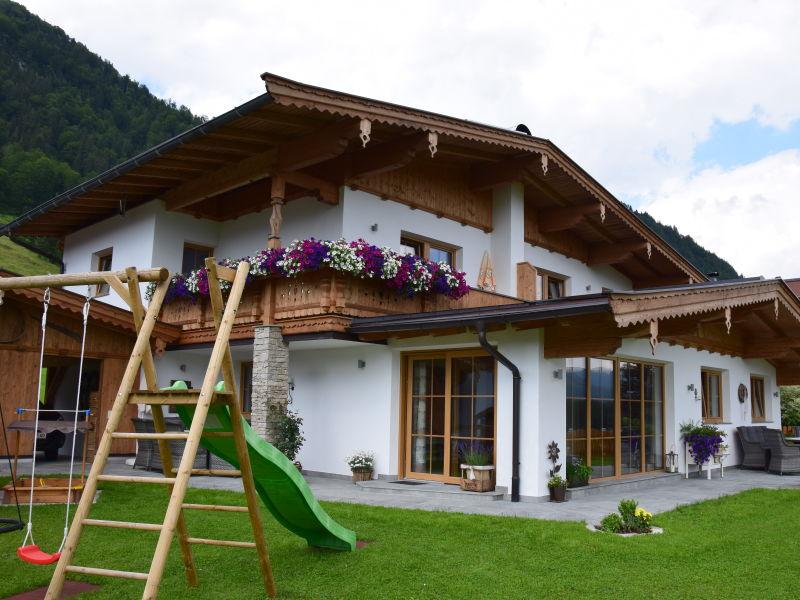 Ferienwohnung Landhaus Bergblick