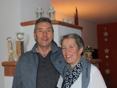 Ihr Gastgeber Rainer und Maria Verpoort