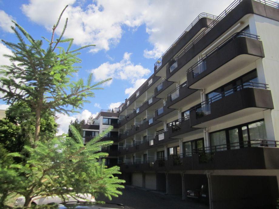 Appartementlage; 4.OG seitlicher Flügel