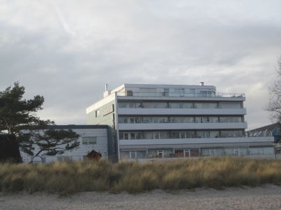 Strandhotel - 1 Reihe