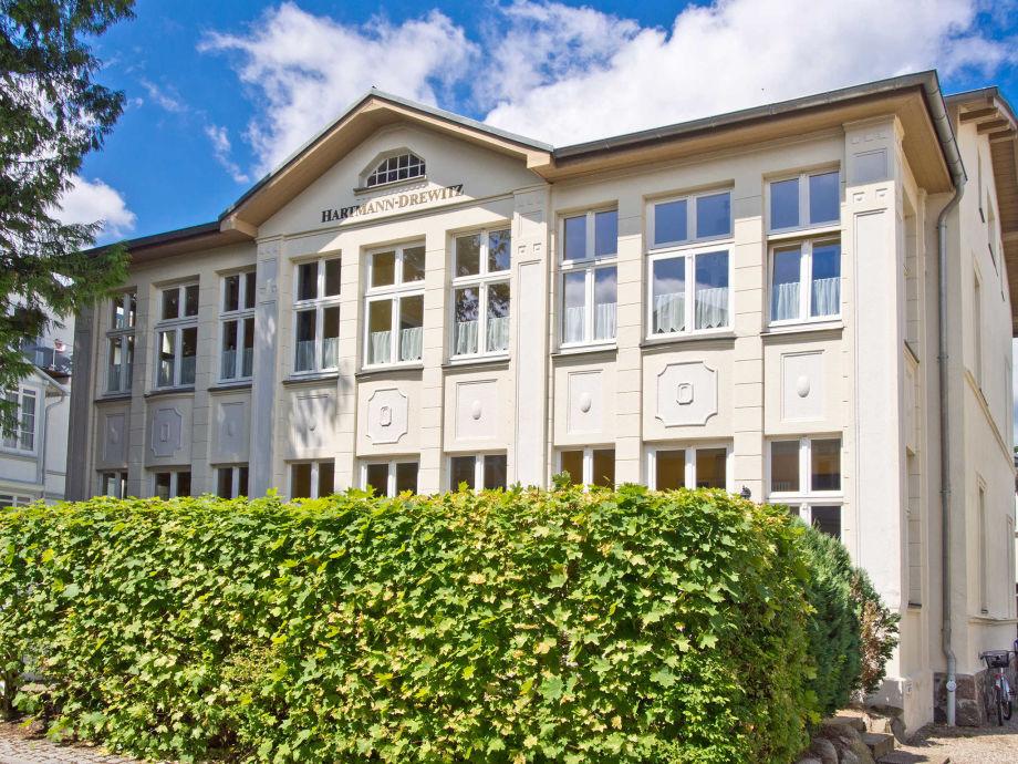Außenaufnahme 4 in der Villa Hartmann-Drewitz