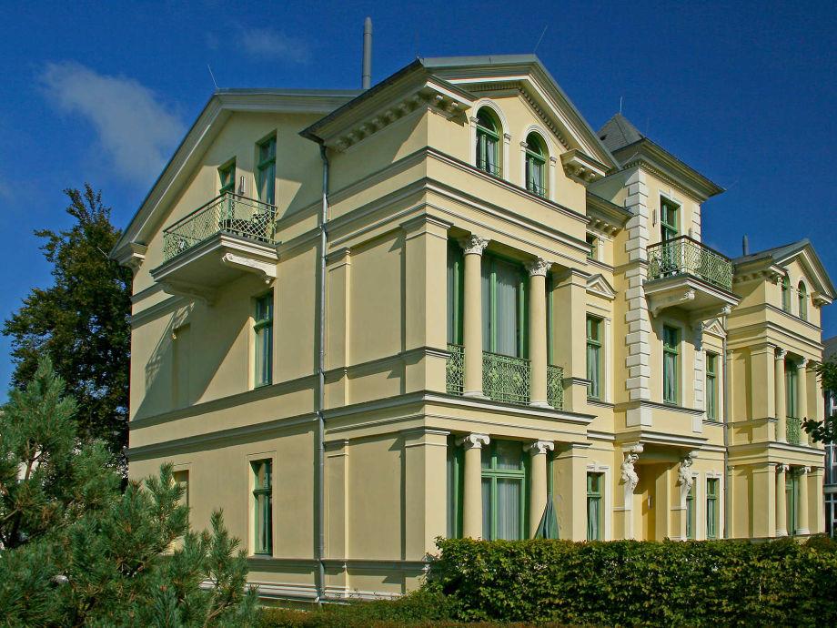 Außenaufnahme 5 in der Villa am Ostseestrand
