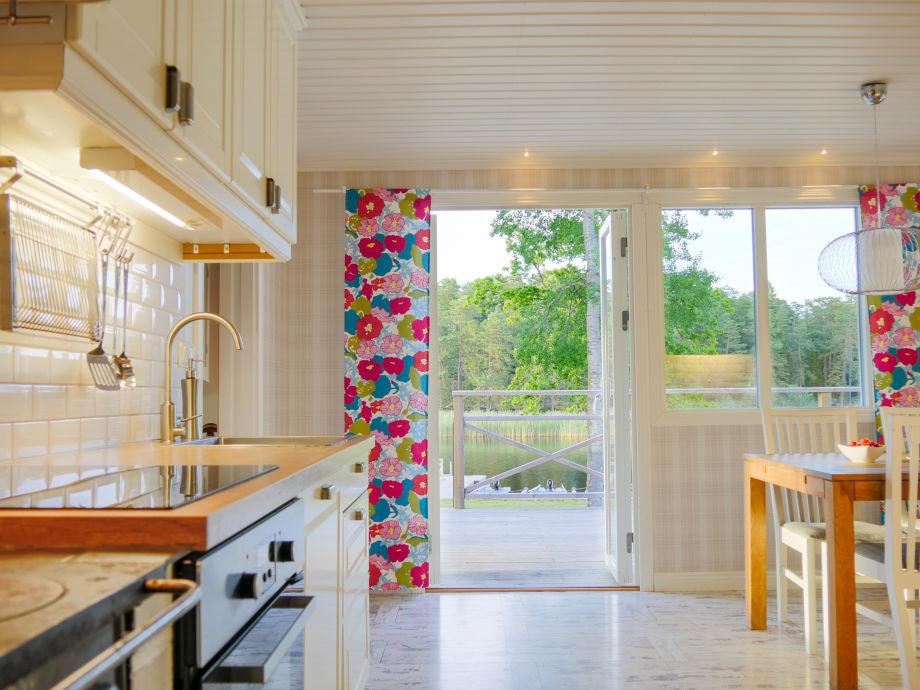 ferienhaus nabben direkt am see f r angler schweden sm land j nk ping vetlanda herr. Black Bedroom Furniture Sets. Home Design Ideas